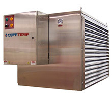 Portable refrigerated water chiller