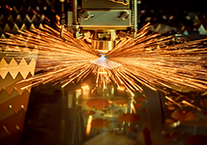 Industrial laser chillers, cooling systems for laser processes, welding